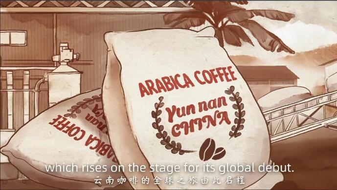 《一杯咖啡里的脱贫故事》