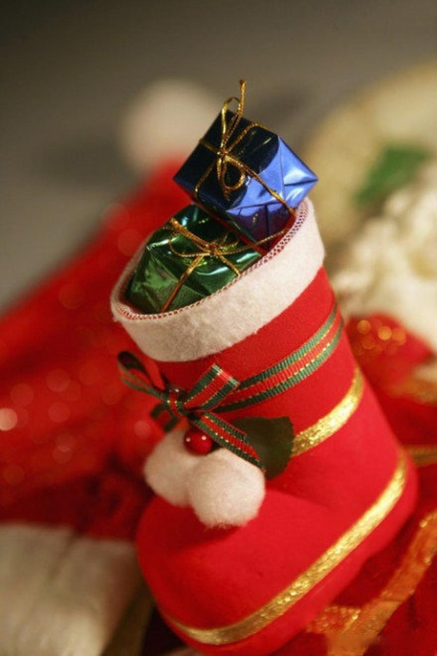 【圣诞节一定要对心上人说的句子】I want you stuffed in my stocking.我只要你塞在